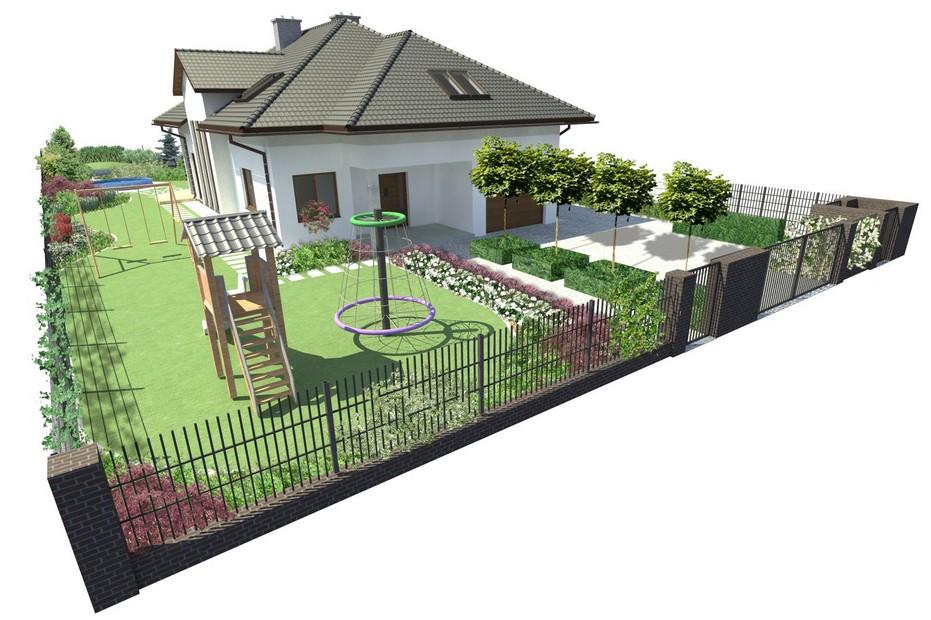HIKO Pracownia Projektowa » Projekty Ogrodów